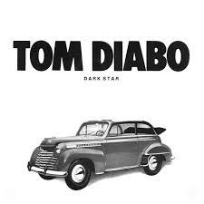 Cover TOM DIABO, dark star