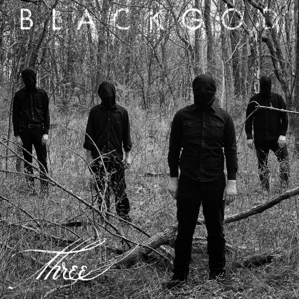 Cover BLACK GOD, three