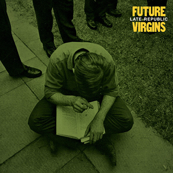 Cover FUTURE VIRGINS, late republic