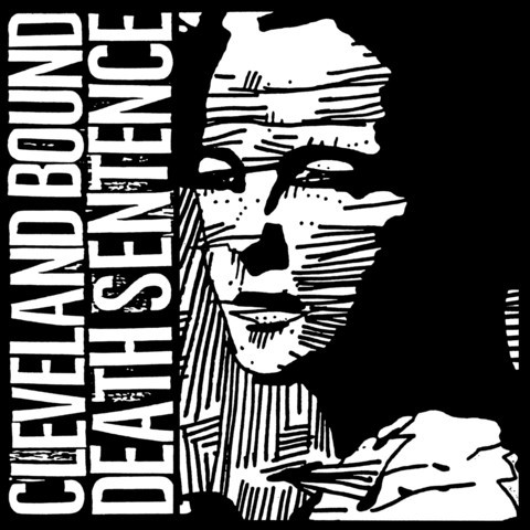 CLEVELAND BOUND DEATH SENTENCE, s/t cover