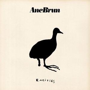 Cover ANE BRUN, rarities