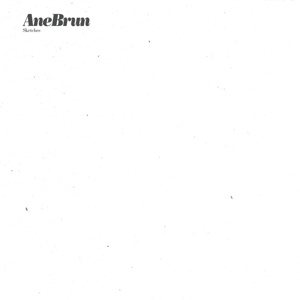 Cover ANE BRUN, sketches