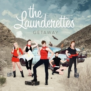 Cover LAUNDERETTES, getaway