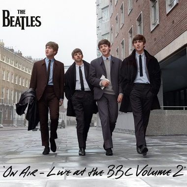 Cover BEATLES, on air - live at the bbc volume 2