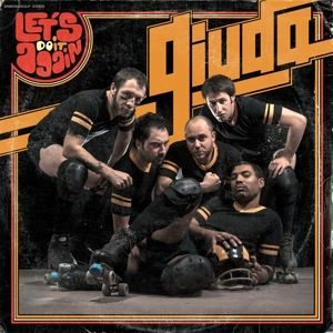 Cover GIUDA, let´s do it again
