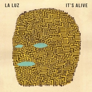 Cover LA LUZ, it´s alive