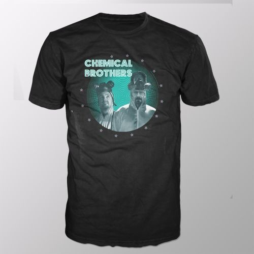Cover BREAKING BAD, chemical brothers (boy), black