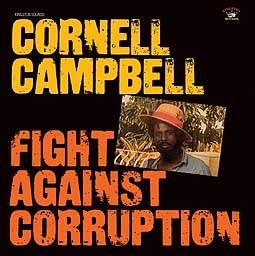 CORNELL CAMPBELL, fight against corruption cover