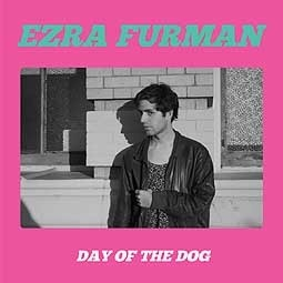 Cover EZRA FURMAN, day of the dog