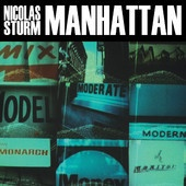 Cover NICOLAS STURM, manhattan