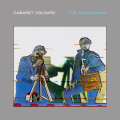Cover CABARET VOLTAIRE, the crackdown