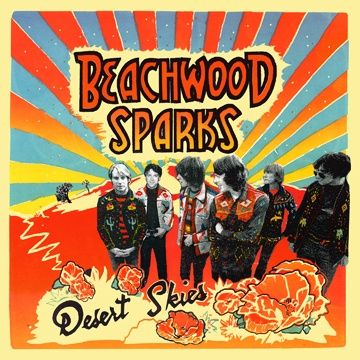 BEACHWOOD SPARKS, desert skies cover