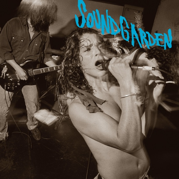 SOUNDGARDEN, screaming life / fopp cover