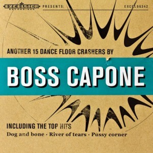 Cover BOSS CAPONE, another 15 dance floor crashers