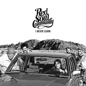 Cover RED SOUL COMMUNITY, i never learn