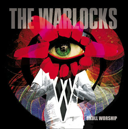 Cover WARLOCKS, skull worship
