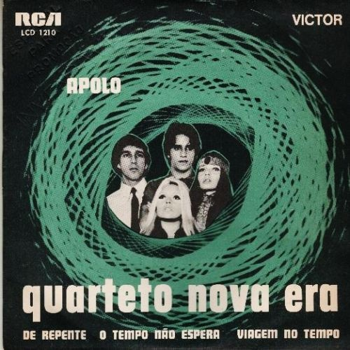 Cover QUARTETO NOVA ERA, apolo