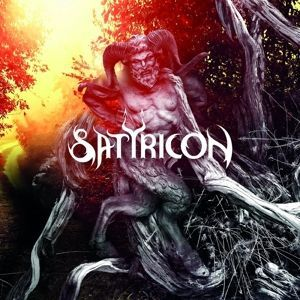 SATYRICON, s/t cover