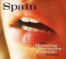 Cover SPAIN, morning becomes eclectic session