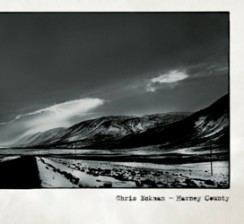 Cover CHRIS ECKMAN, harney county