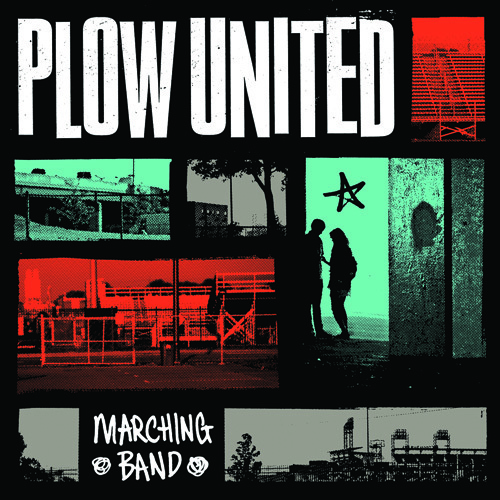 PLOW UNITED, marching cover
