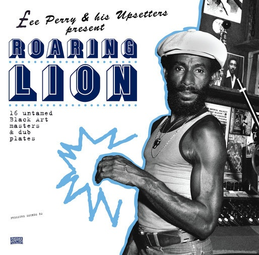 LEE PERRY & UPSETTERS, roaring lion cover