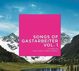 V/A, songs of gastarbeiter 1 cover