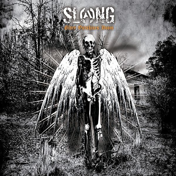 Cover SLANG, glory outshines doom
