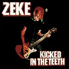 ZEKE, kicked in the teeth cover