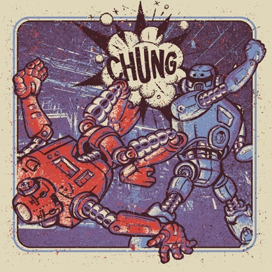 Cover CHUNG, virgil coma / tunnels
