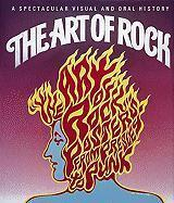 PAUL GRUSHKIN, art of rock (miniausgabe) cover