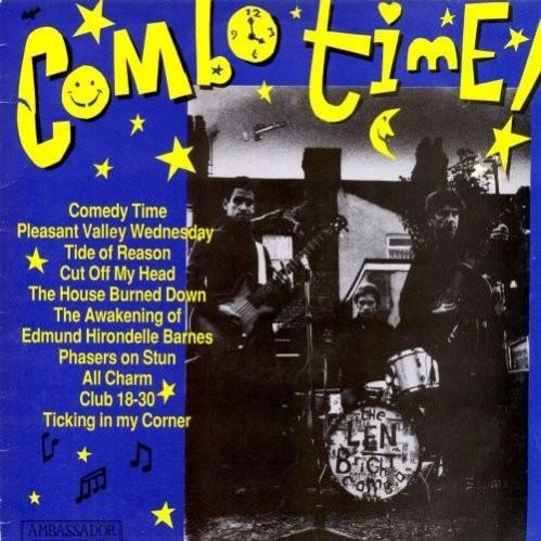 Cover LEN BRIGHT COMBO, combo time!
