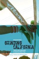 KONSTANTIN BUTZ, grinding california cover