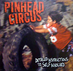 PINHEAD CIRCUS, detailed instructions cover
