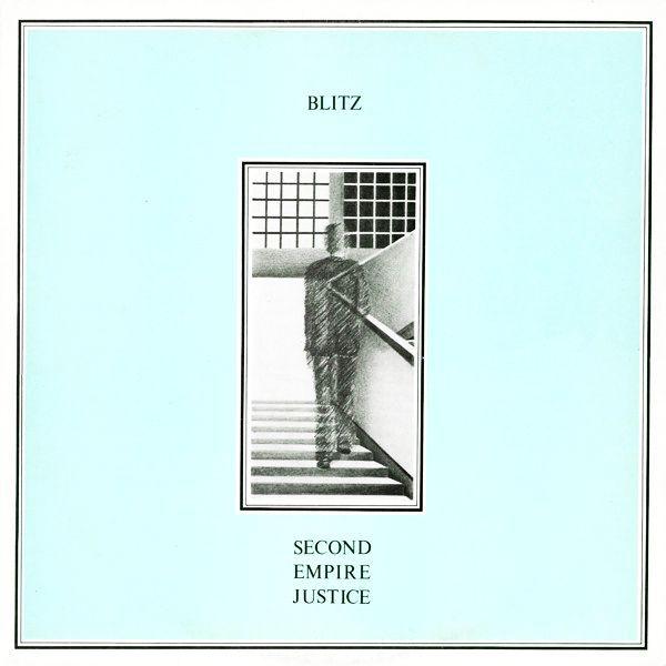 BLITZ, second empire justice cover