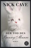 Cover NICK CAVE, der tod des bunny munro