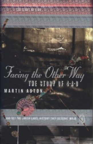 Cover MARTIN ASTON, facing the other way