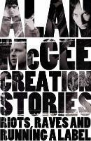 Cover ALAN MCGEE, creation stories