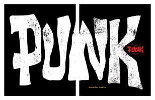 JOHN HOLMSTROM, best of punk magazine cover