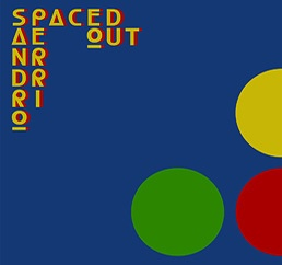 SANDRO PERRI, spaced out ep cover