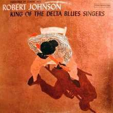 Cover ROBERT JOHNSON, king of the delta blues vol. 1