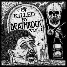 Cover V/A, killed by deathrock vol. 1