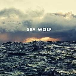 SEA WOLF, old world romance cover