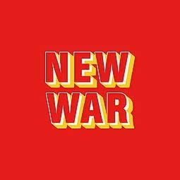 Cover NEW WAR, s/t