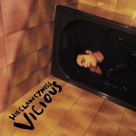 HIS CLANCYNESS, vicious cover