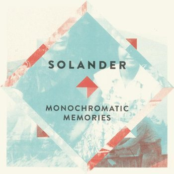 Cover SOLANDER, monochromatic memories