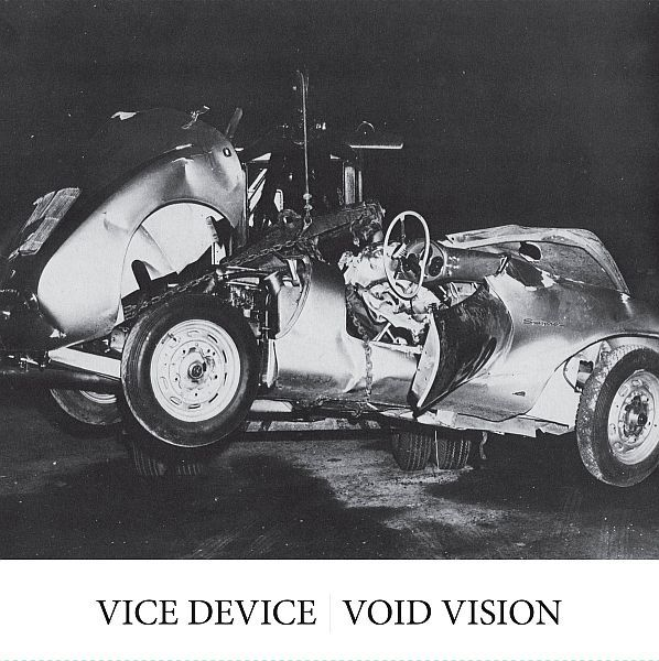 VICE DEVICE / VOID VISION, split cover