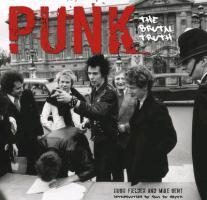 Cover HUGH FIELDER, punk