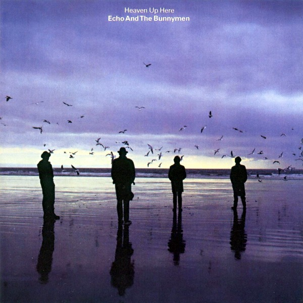 Cover ECHO & BUNNYMEN, heaven up here