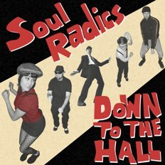 Cover SOUL RADICS, down to the hall